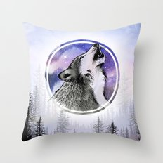 Hoping Throw Pillow