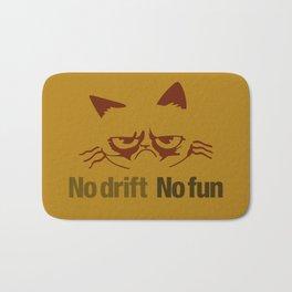 No drift No fun v3 HQvector Bath Mat