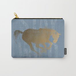 Horse (Stay Wild) Carry-All Pouch