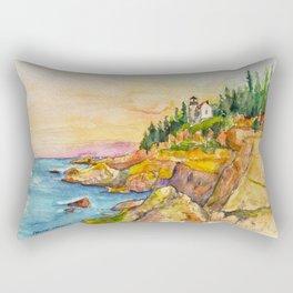 Acadia National Park Rectangular Pillow
