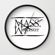 Worcester Wall Clock