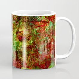 liberation of the evil spirit   (collaboration with the talented artist Timothy Davis ) Coffee Mug