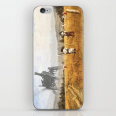 1920 - sail iPhone & iPod Skin