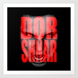 Dorshnar Art Print