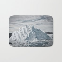 Mission North | The Tip of the Iceberg Bath Mat