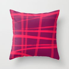 Mistake P2 Plaid Throw Pillow