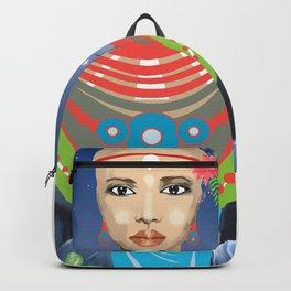 Maasai Backpack