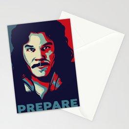 Prepare to Die Stationery Cards