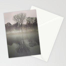 Foggy Mirror Stationery Cards