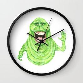 Ghostbusters - Slimer Wall Clock
