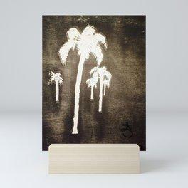 Shaking Those Trees Mini Art Print