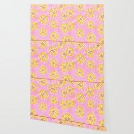 Apricot Petal Rose Wallpaper
