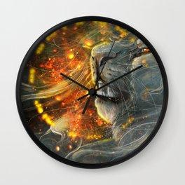 Searing Song Wall Clock