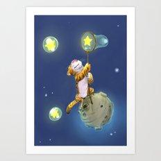 Stars Shepherd Art Print