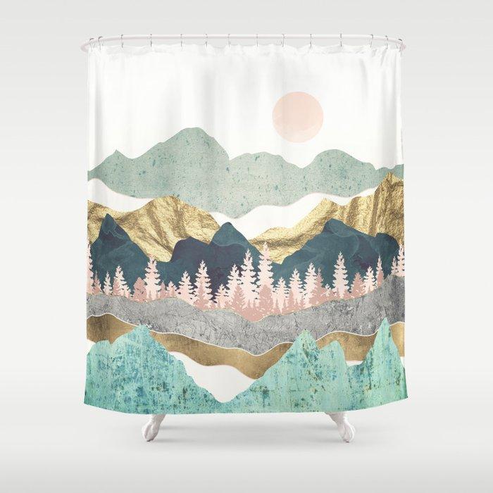 Summer Vista Shower Curtain