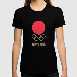 1964 Summer Olympics Tokyo T-shirt