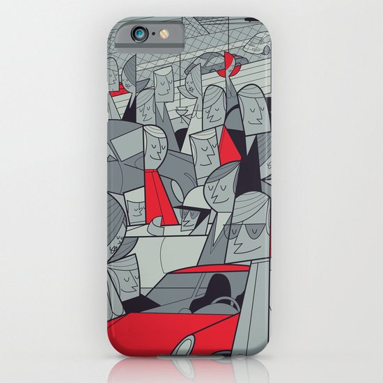 Porsche Racing iPhone & iPod Case