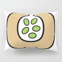 Ceramic Vessel with Beans Pillow Sham