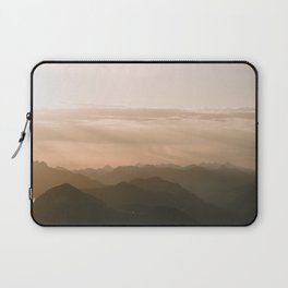 Mountain Sunrise in the german Alps - Landscape Photography Laptop Sleeve