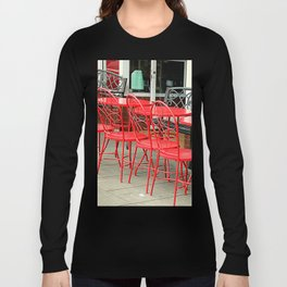 Not Quite Lunchtime Long Sleeve T-shirt
