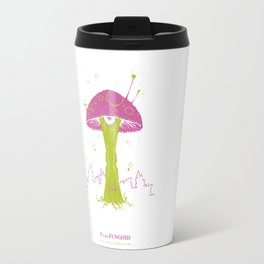 F is for Fungoid Travel Mug