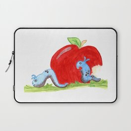 Why You Always get first bite? Laptop Sleeve