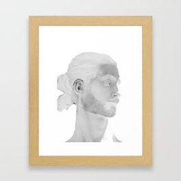 Michelangelo's David 2015 Framed Art Print