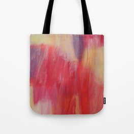 The Painted. Tote Bag
