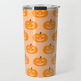 Cute Pumpkins Travel Mug