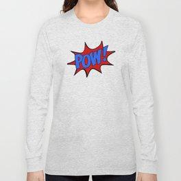 Pow! Long Sleeve T-shirt