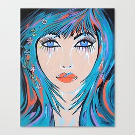 Zahara Canvas Print