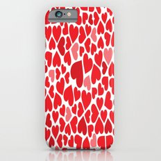 Hearts iPhone 6s Slim Case