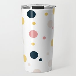 A Dot or Two For Me and You Travel Mug