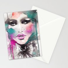 Love Color Stationery Cards