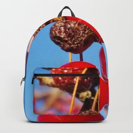 Red Berries Backpack