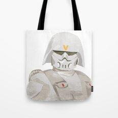 Ralph McQuarrie concept Snowtrooper  Tote Bag