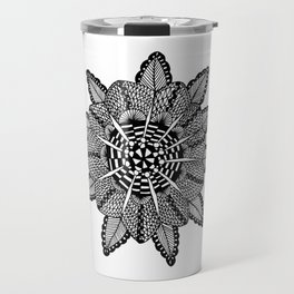 Cindy Mandala Travel Mug