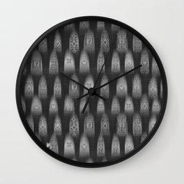 Pet Cemetry Wall Clock