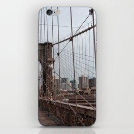 Brooklyn Bridge, New York City iPhone Skin