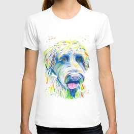 Maggie (The labradoodle) T-shirt
