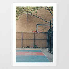 New York - Manhattan Art Print