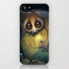 Loris Planet iPhone SE Slim Case