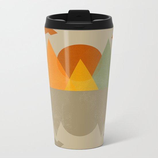 Textures/Abstract 104 Metal Travel Mug