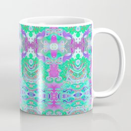 Whales and Fish Tails Coffee Mug