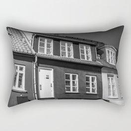 Charming houses, Aarhus Rectangular Pillow