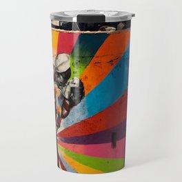 NY Kobra kiss Travel Mug