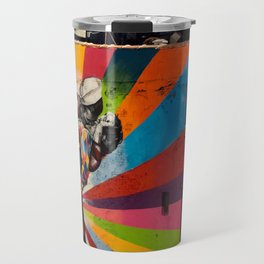 NY Kobra kiss Travel Mug