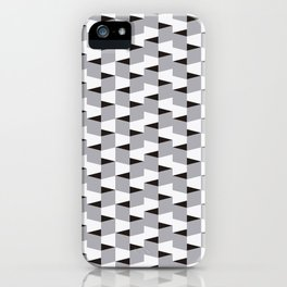 Cubic Perspective iPhone Case