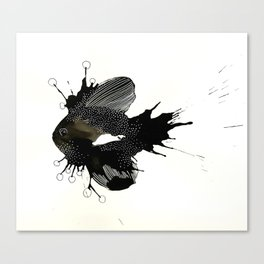 Spotted Fish Canvas Print
