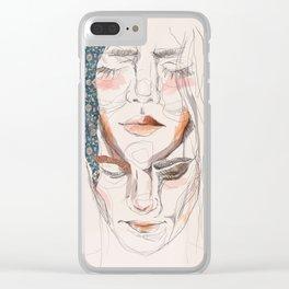 Rumi Clear iPhone Case
